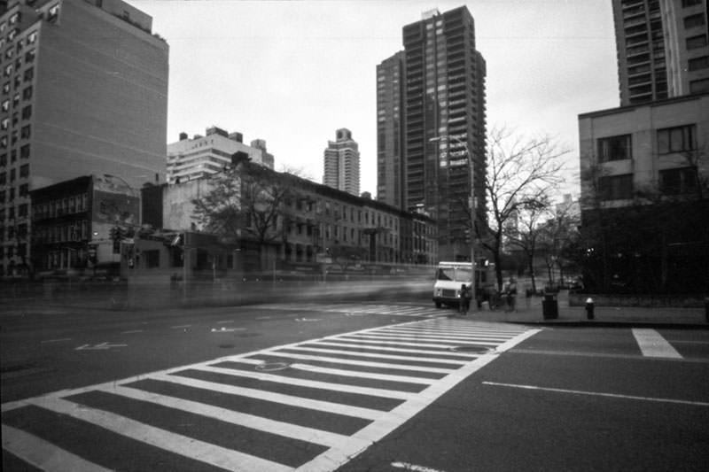 Gelochtes Manhattan